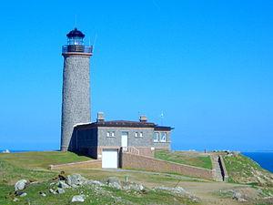 Sept-Îles lighthouse - Sept-Îles Light, 2013