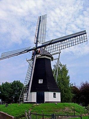 Molen van Rolde - Image: Molen van Rolde