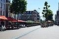 Molenstraat met nummer 95 Pand uit 1902 met stijlkenmerken van de neorenaissance, de Art Nouveau en het Berlagianisme. Architect P.G. Buskens Nijmegen.jpg