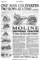 Moline Universal Tractor advert 1918.png