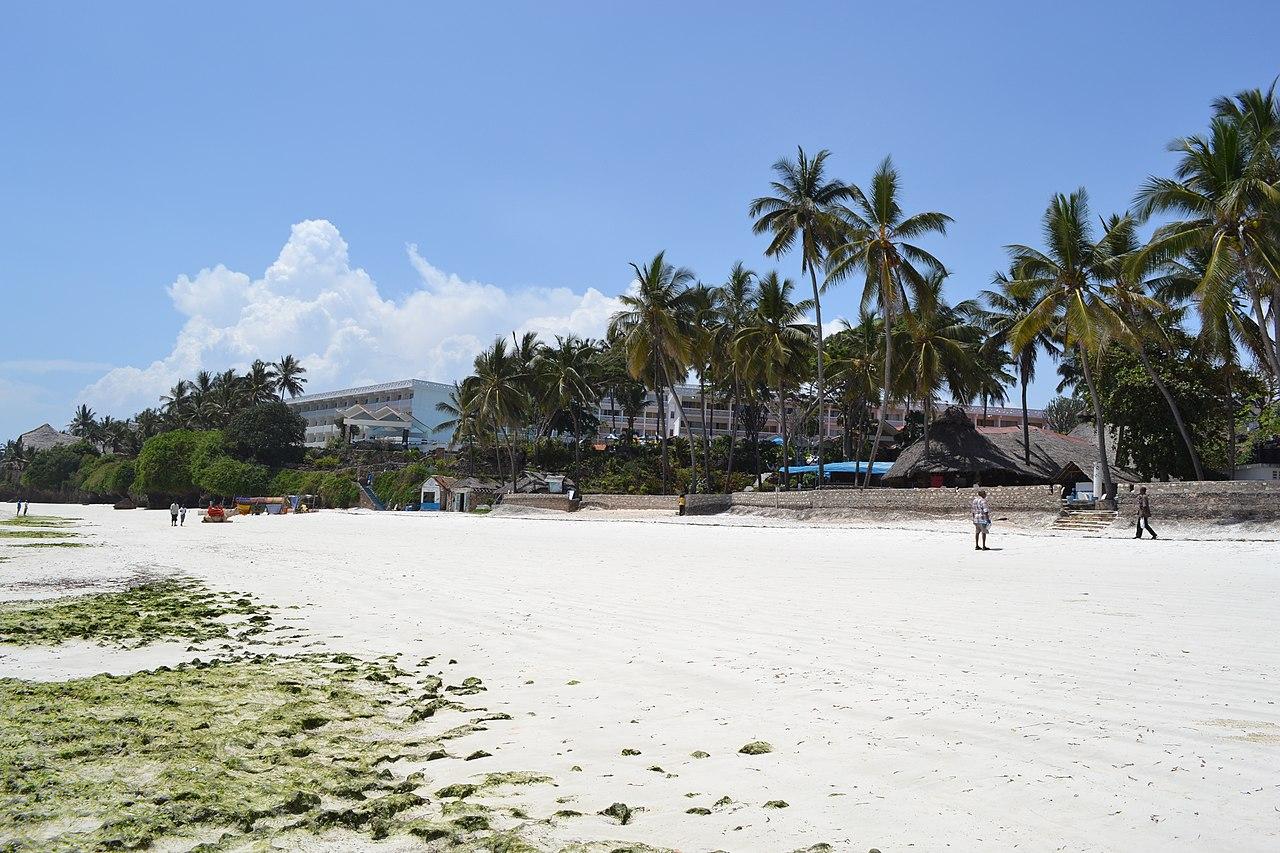 Bahari Beach Hotel Kenia