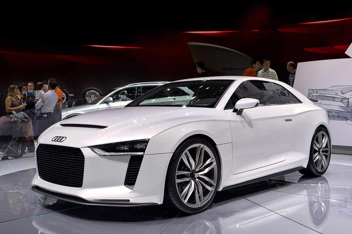 audi quattro concept wikipedia. Black Bedroom Furniture Sets. Home Design Ideas