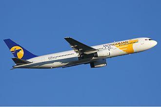 MIAT Mongolian Airlines - MIAT Boeing 767-300ER