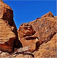Monkey Face? Valley of Fire Petroglyphs 5-2-14wa (14556440623).jpg