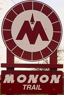 Monon Trail walking/ biking trail in Indiana
