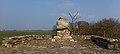 Monument ter herinnering aan de slag bij Warns in 1345. Locatie. Reaklif (Het Rode Klif) 03.jpg