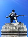 """Monumentul Eroilor din primul război mondial - """"Pe aici nu se trece!"""".JPG"""
