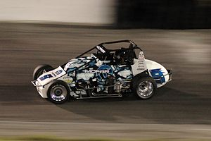 Mopar - Mopar has recently become involved in sprint car racing.