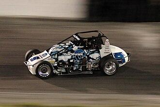 Mopar - Mopar was involved in sprint car racing
