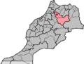 Morocco, region Fès-Boulemane, préfecture Fès.png