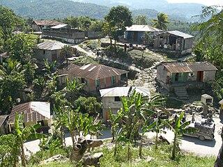 Moron, GrandAnse Commune in GrandAnse, Haiti