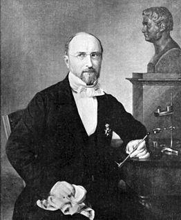 Carl Gustaf Mosander Swedish chemist and mineralogist