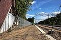 Moscow, Losinoostrovskaya Street overpass construction (30842311974).jpg