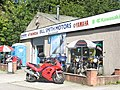 Motor Cycle Showroom, Cytir Lane - geograph.org.uk - 236605.jpg