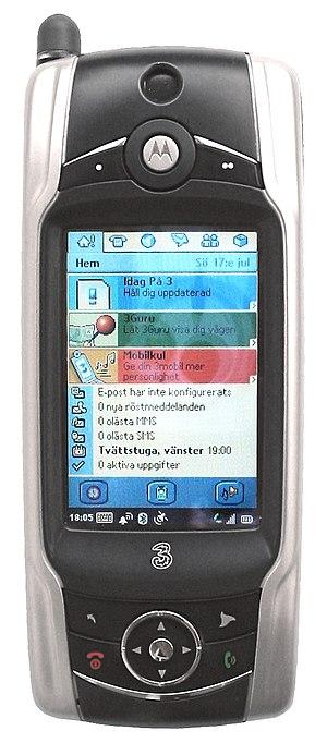 Motorola A925 - Motorola A925