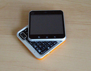 Motorola Flipout - Image: Motorola flipout