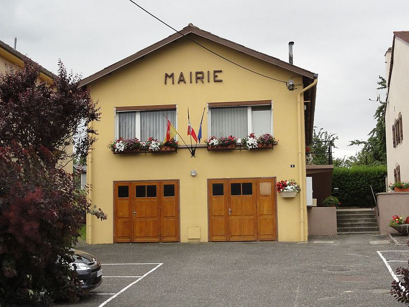 Moussey (Moselle) mairie