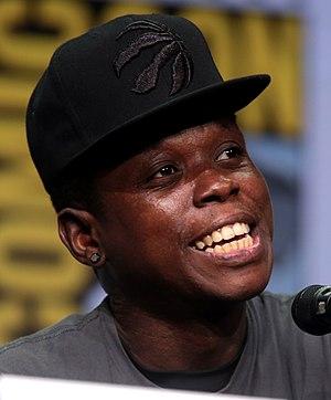 Mpho Koaho - Koaho at the 2017 San Diego Comic-Con