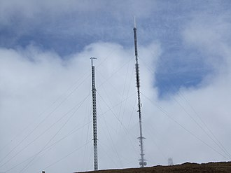 Mullaghanish - Image: Mullaghanish Transmitters