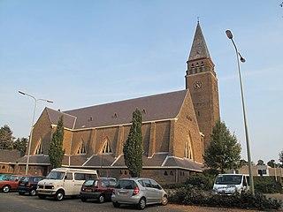 Munstergeleen Place in Limburg, Netherlands