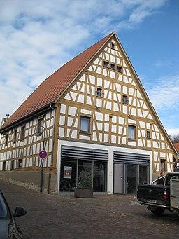 Schillerstraße in Remshalden
