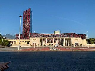 Arena Kombëtare National stadium of Albania