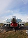 "Nörvenich Air Base Eurofighter Typhoon Luftwaffe 31+31 ""Spirit of Oswald Boelcke"" (29480807237).jpg"