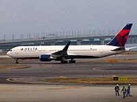 N1610D - B763 - Delta Air Lines