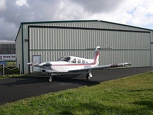 Piper PA-32R - 1979 model PA-32-300RT Turbo Lance II