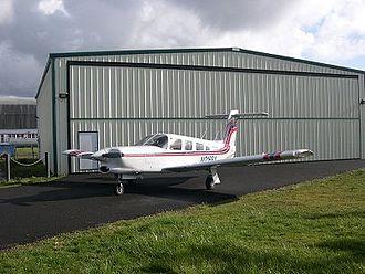 Piper PA-32R - 1979 model PA-32-300RT Turbo Lance II
