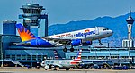 N329NV Allegiant Air Airbus A319-111 s n 2876 (42005043215).jpg