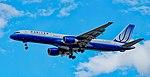N523UA United Airlines 1990 Boeing 757-222 - cn 24932 - 329 (30118650185).jpg