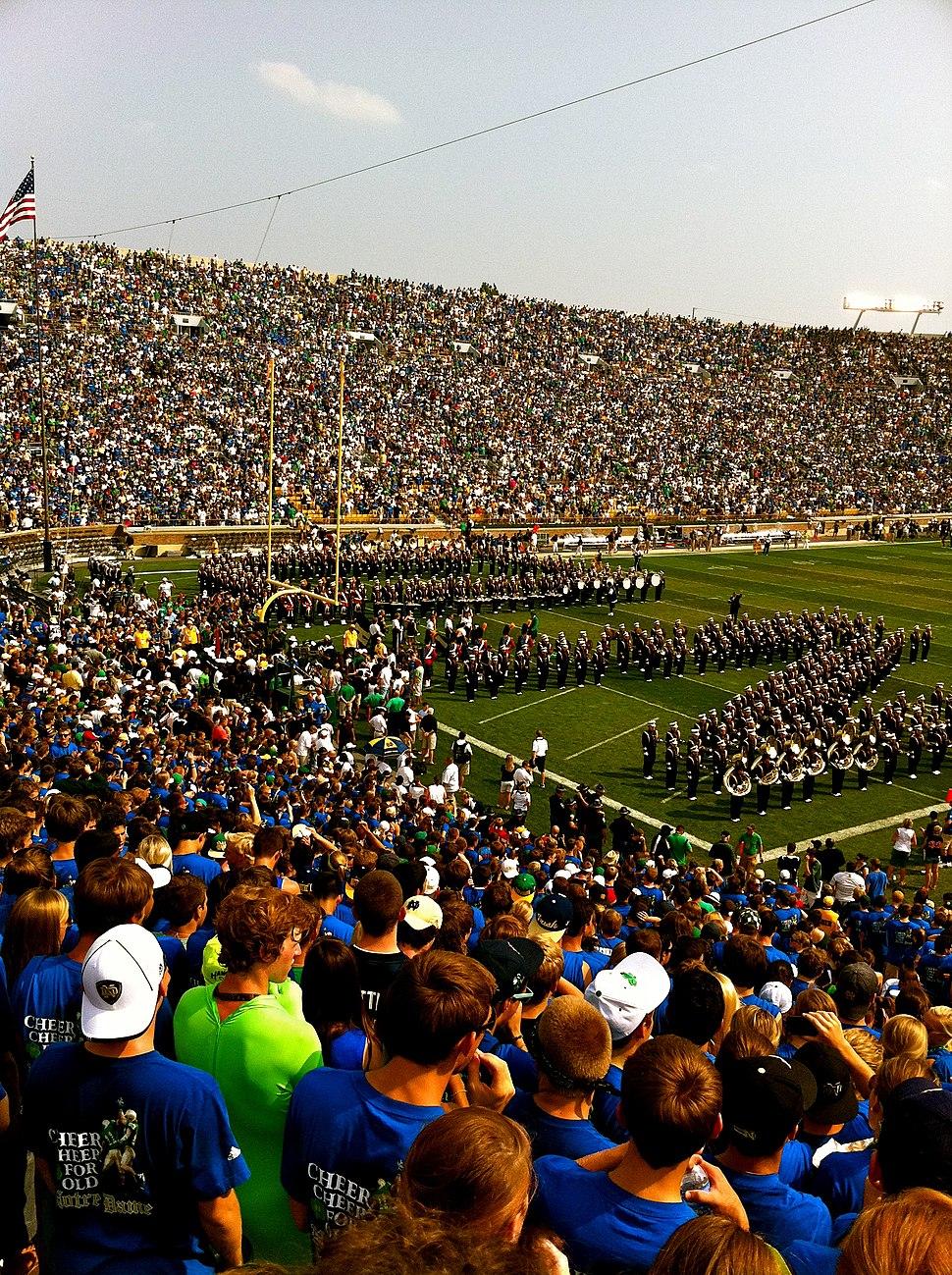 ND Stadium 2011