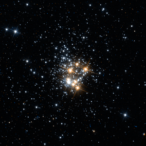 NGC 2002 - The NGC 2002 open cluster