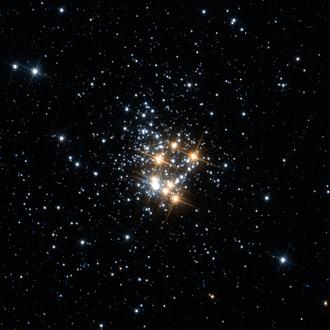 NGC 2002 - Hubble Space Telescope image of NGC 2002