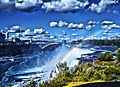 "NIAGARA FALLS with two ""Maid Of The Mist"" American side.jpg"