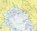 NOAA chart 25664 1976 detail.png