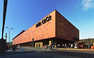Obor - New market in Obor