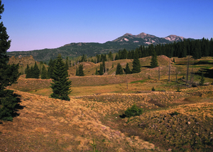 A ranch near Chama