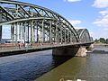 NRW, Cologne - Hohenzollernbrucke 02.jpg