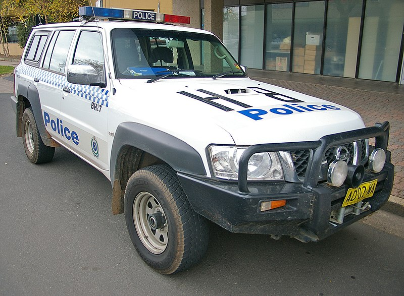 Ex Police Vans Mercedes >> New South Wales Police Force - HowlingPixel