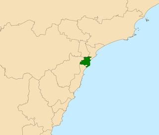 Electoral district of Charlestown