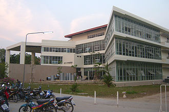 Naresuan University -  New central library