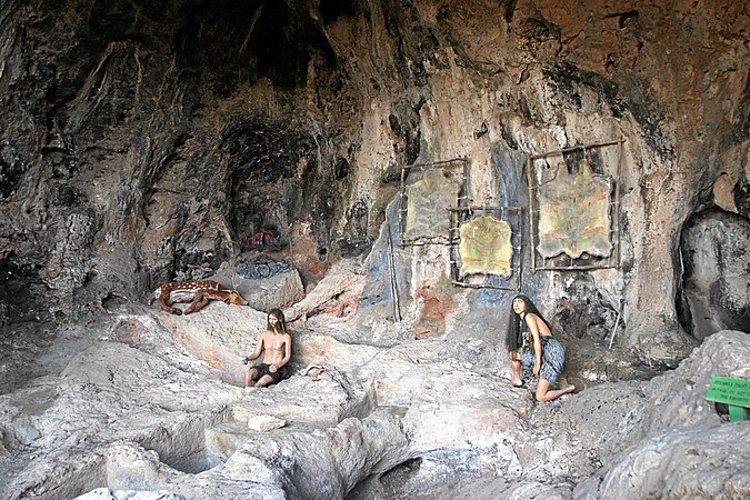 A Paleolithic reconstitution in Jamal Cave