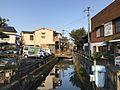 Nakajogawa River in Mamedamachi Area.jpg