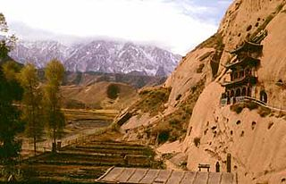 Subei Mongol Autonomous County County in Gansu, Peoples Republic of China