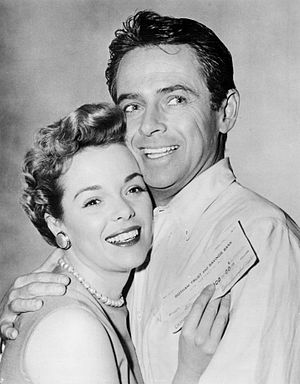 The Millionaire (TV series) - Nancy Gates and John Hudson, 1958