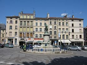 Place saint epvre wikip dia - Piscine pierrelaye nancy ...