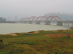 Nandu River - Image: Nandu River 03