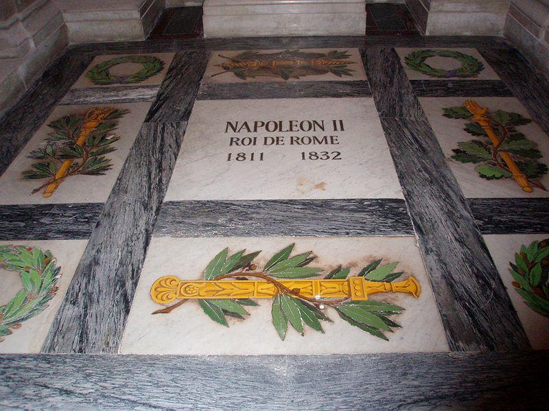 Fichier:Napoleon II Tomb.jpg